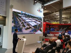CASIC promotes key projects at Hannover Messe./CASIC