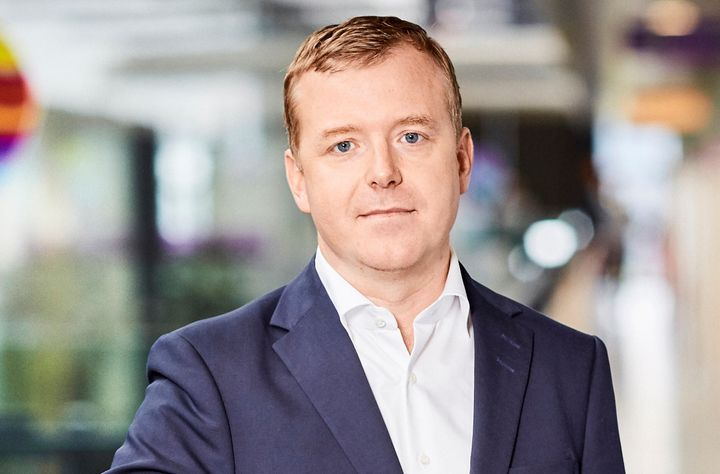 Daniel Askeroth, Head of Infrastructure & Commercial Office i Telia Danmark