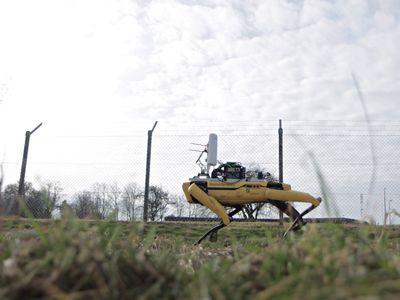 Mobil robot koblet på 5G for første gang i Europa – baner vej for nye brugsscenarier