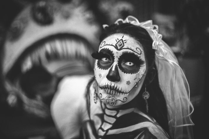 4ef90715e686 Populær Halloween-udklædning kan skade synet