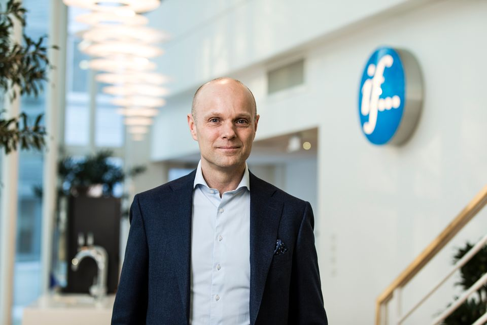Morten Thorsrud, CEO
