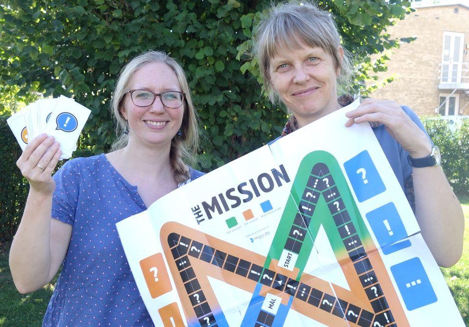 Nyt spil skal engagere unge i nødhjælp