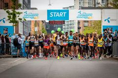 Thousands of runners will not be crossing the startline due to the cancellation of Copenhagen Marathon.