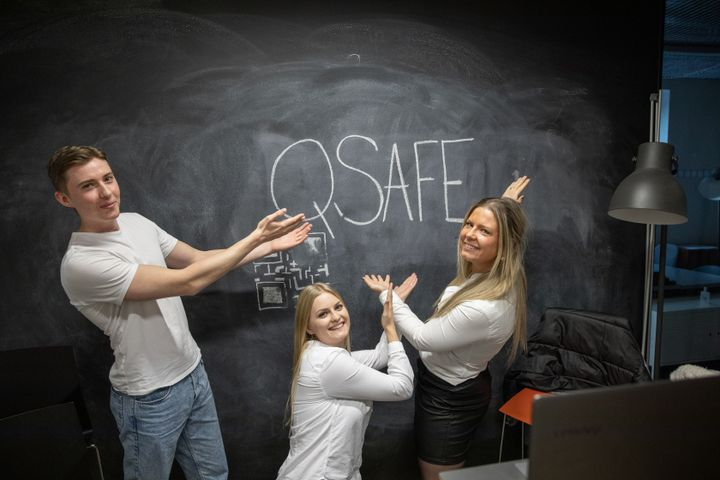 Qsafe fra VIA University College