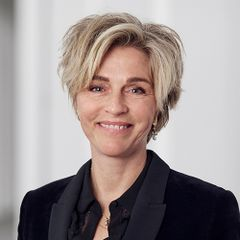 Chief People Officer Anne-Christine Ahrenkiel