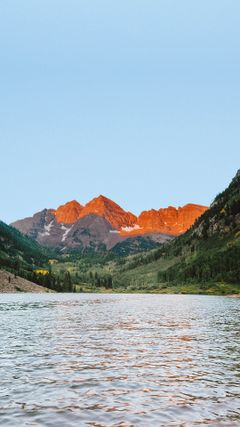 Maroon Bells by Chuck O'Rear