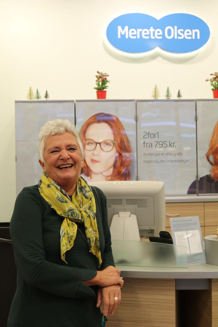 b6b76bd365d0 Merete Olsen fik butik opkaldt efter sig