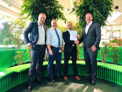 TDC NetCo og BornFiber indgår langsigtet partnerskab