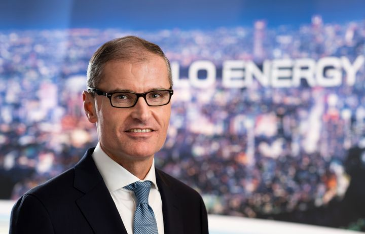 Ditlev Engel, CEO DNV GL – Energy