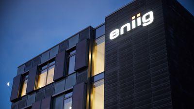 Eniigs hovedkontor, Silkeborg