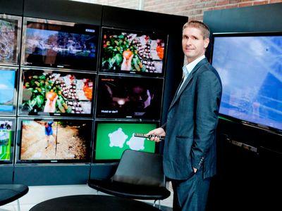 Berlingske og TDC går sammen om nyheder til tv