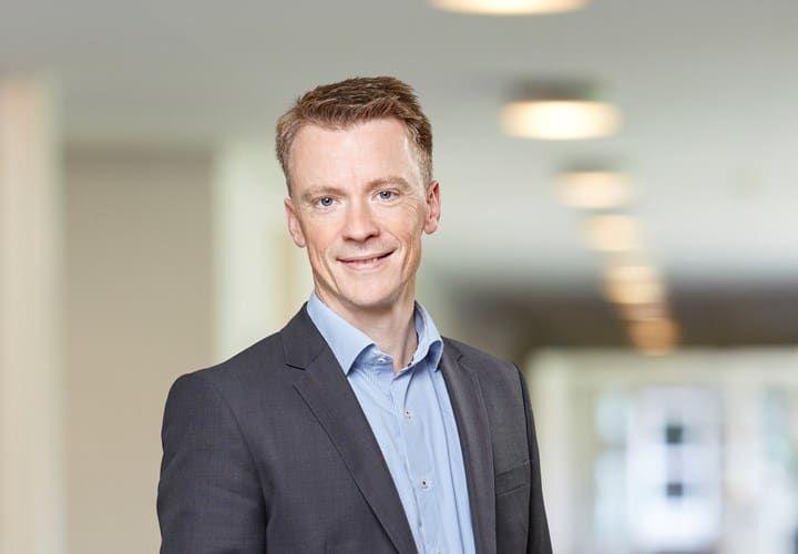 Søren Lindgaard, direktør i Eniig Fiber A/S