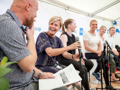TDC om Folkemødet: Folkelighed slår tunge debatter