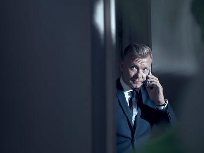 Casper Christensen i ny TDC reklame