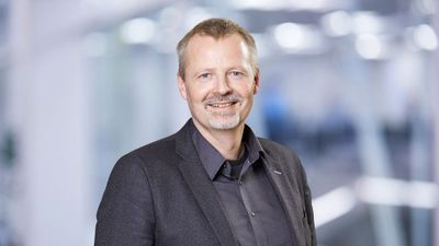 Martin Romvig, viceadm. direktør i Norlys