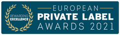 Branchemagasinet European Supermarket Magazine har afholdt European Private Label Awards siden 2017. Lidl Danmark var nomineret i kategorierne BEVERAGES (ALCOHOLIC), CONVENIENCE FOODS/FOOD TO GO, FROZEN FOOD og NON-FOOD (PERSONAL CARE).