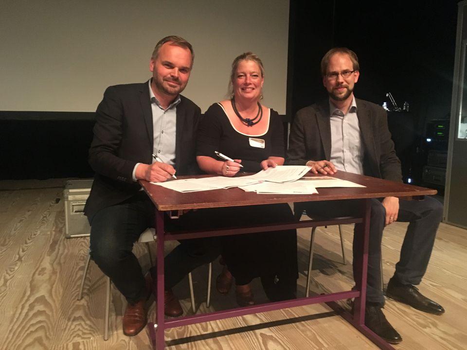 Danske og tyske museer stifter Museumsforbundet NORDMUS