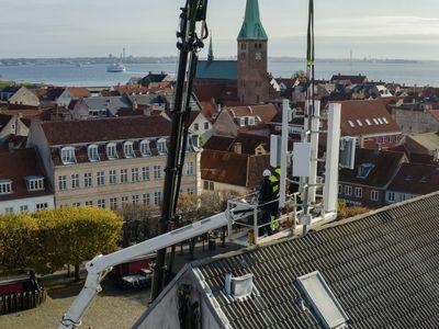 TDC NET åbner 5G-pilotprojekt i Helsingør
