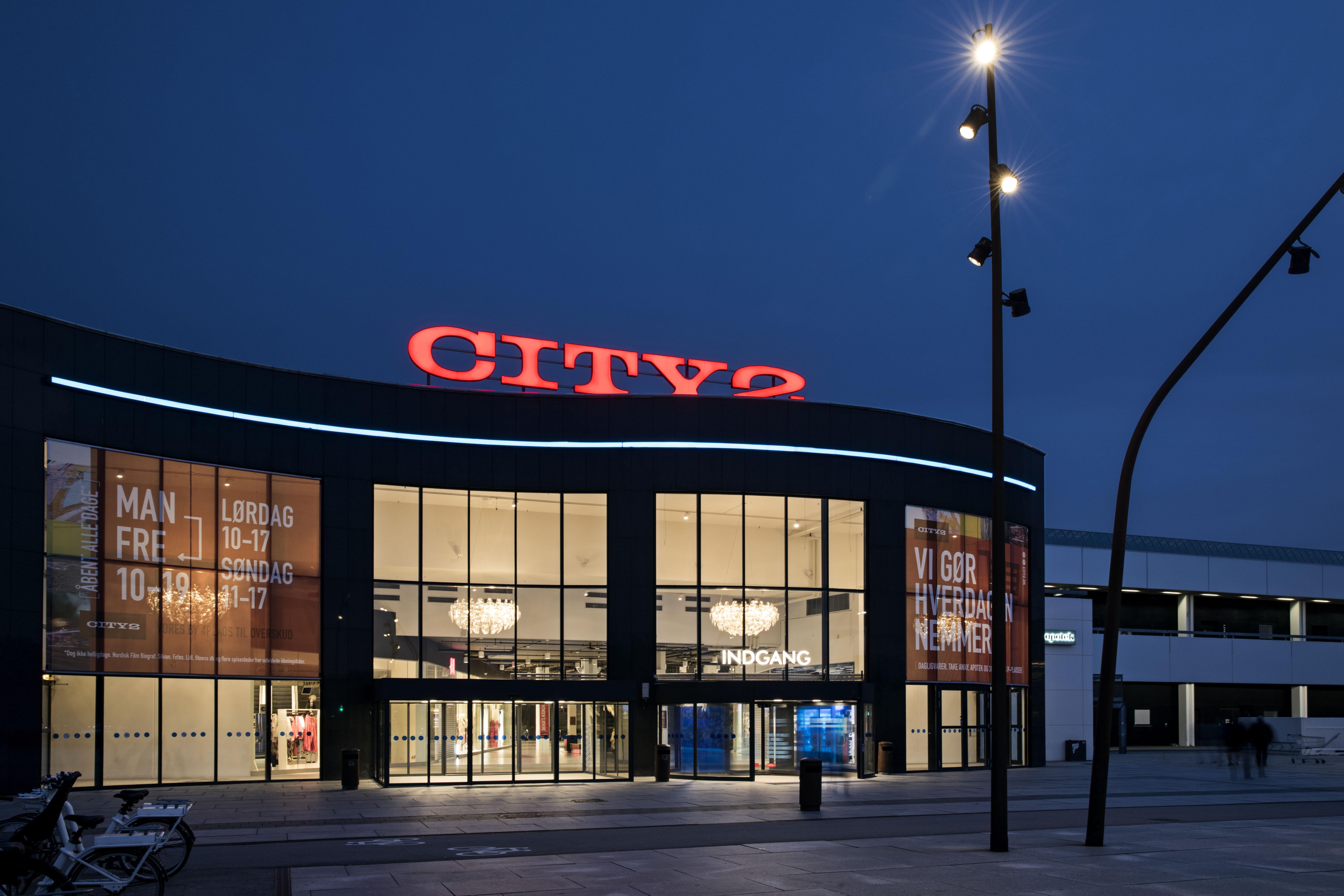 Nye Butikker Og Udvidede Koncepter Til City2 Deas