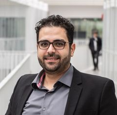 Associate professor Emad Samuel Malki Ebeid from the SDU Drone Centre at the University of Southern Denmark