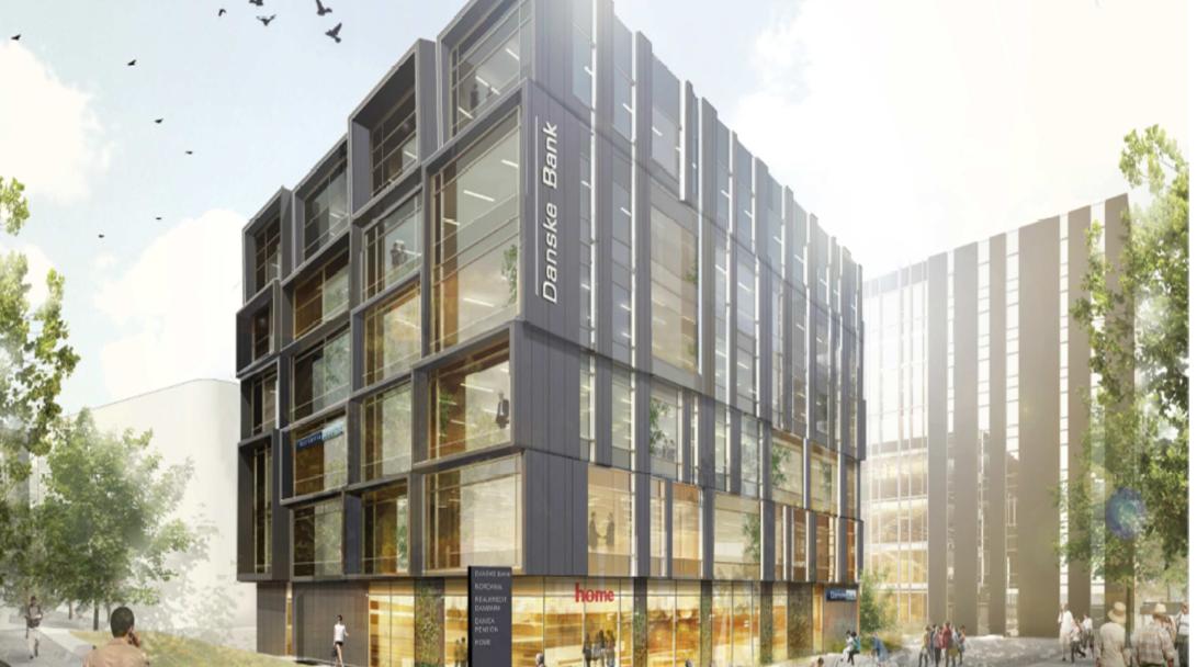 PensionDanmark investerer i Danske Bank-ejendomme i Odense og Kolding   PensionDanmark