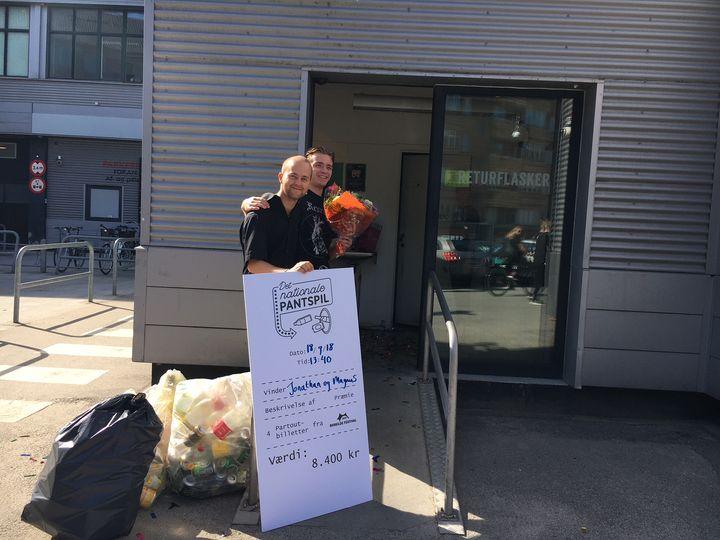 Miljøbevidste Venner Pantede På østerbro Og Vandt I Det Nationale