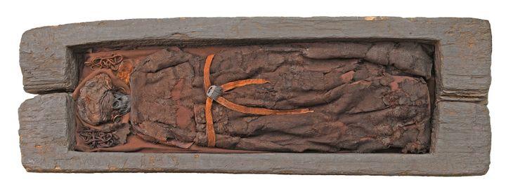 Gravgenstand, Stenalder (dateret 2800 - 2351 f.Kr.).