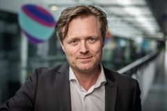 Mortimer Liebman, Direktør for Telia Enterprise