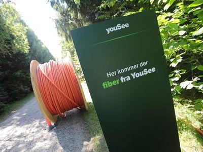 Bredbåndspuljen: YouSee skal udrulle fiber til 2.000 hjem