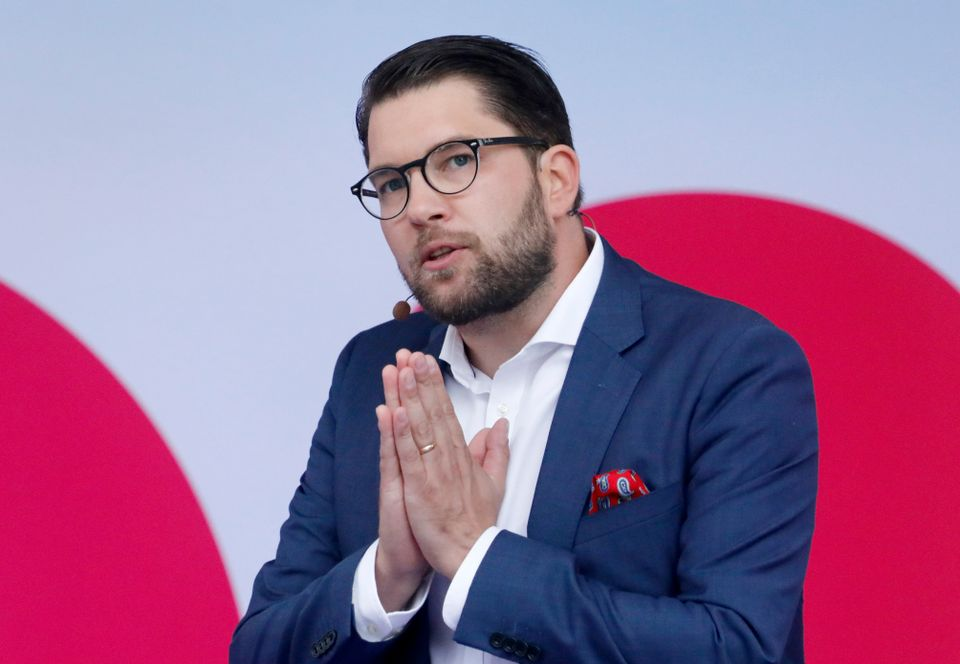 Sverigedemokraterne kan blive Sveriges største parti!