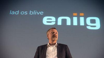 Martin Romvig, adm. direktør for Eniig.