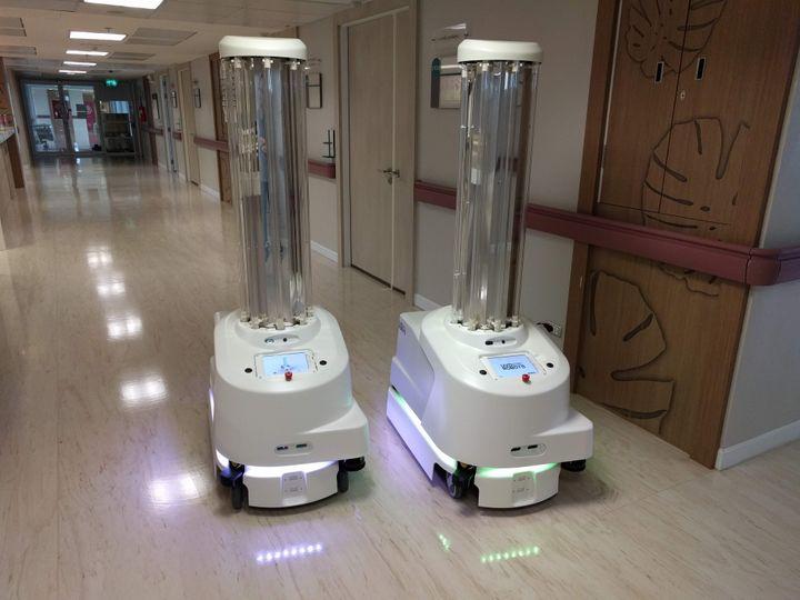Dansk robot-konsortium med livreddende robot er med i slutspurt til europæisk toppris