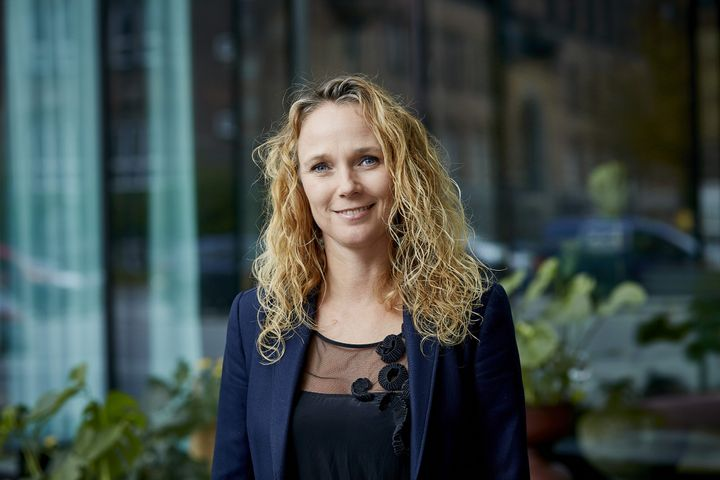 Christina Busk, miljøpolitisk chef i Plastindustrien.