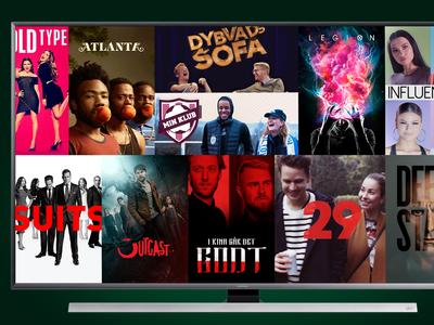 YouSee lancerer ny tv-kanal med eget indhold og populære udenlandske serier