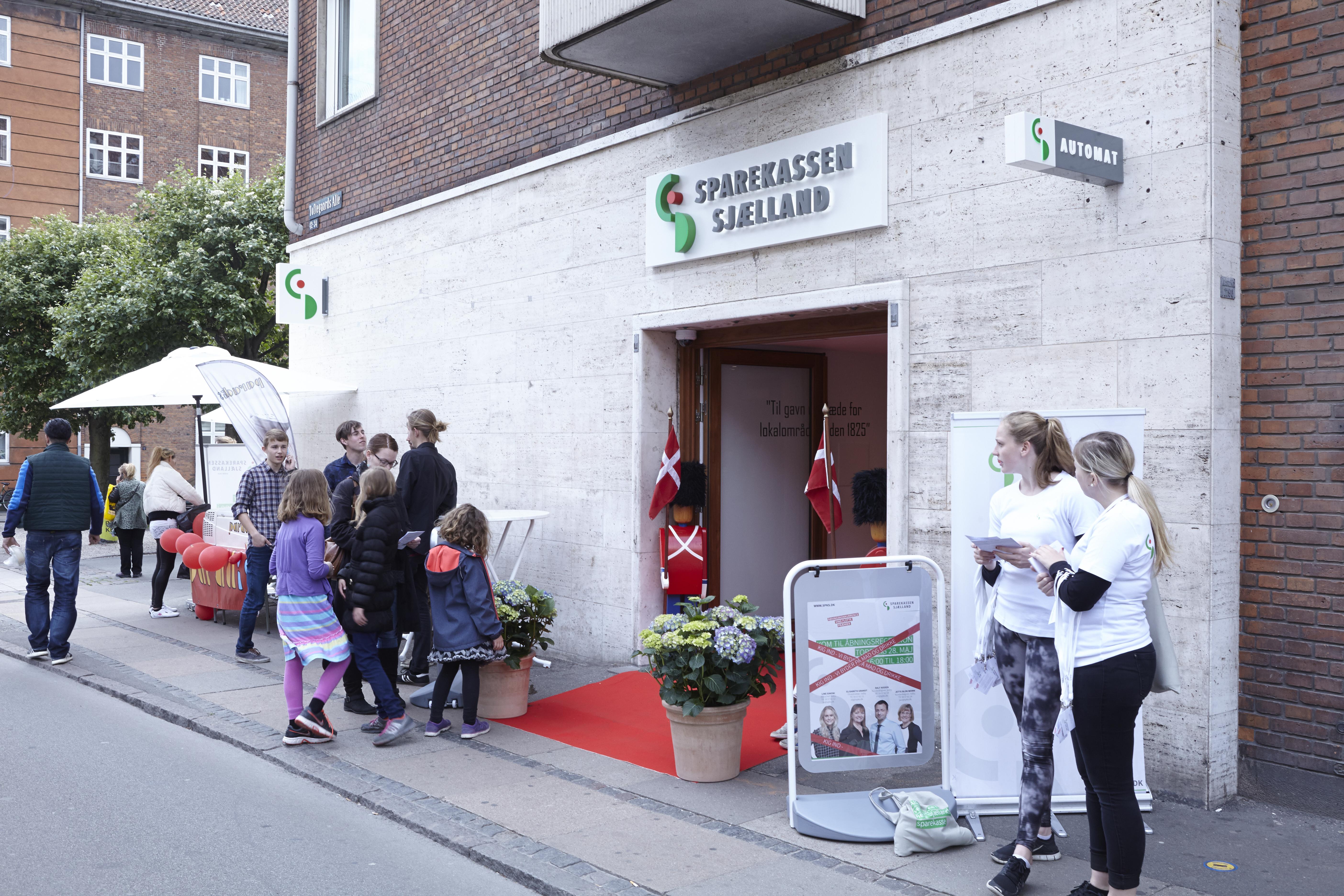 sparekassen sjælland amagerbrogade