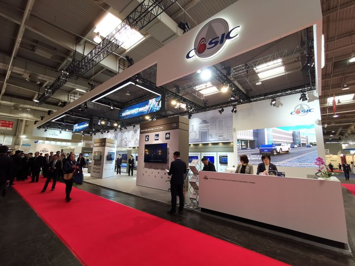 CASIC attends the 2019 Hannover Messe with 47 exhibits./CASIC