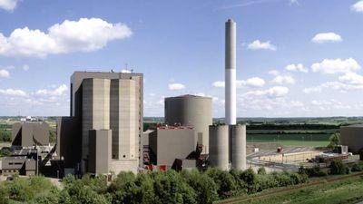 Herningværket - foto: DONG Energy