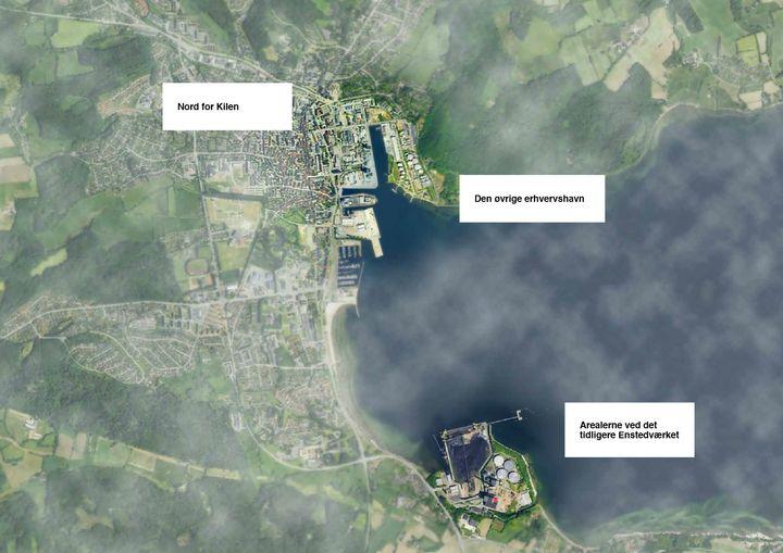 Ny Ejerstrategi For Aabenraa Havn Skaber Udvikling Og Tryghed