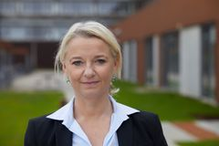 Kirsten Bundgaard, professionshøjskoledirektør hos VIA University College