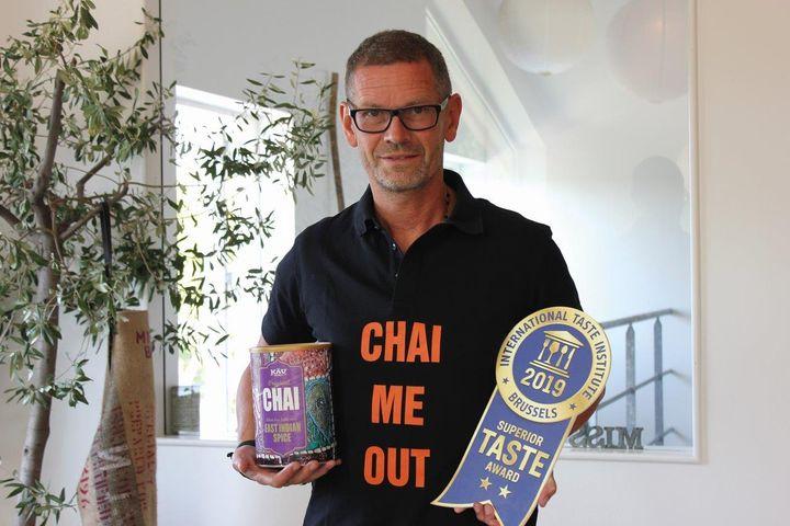Dansk Designet Chai Te Overrasker Ved International Smagskonkurrence Kav Chai Te