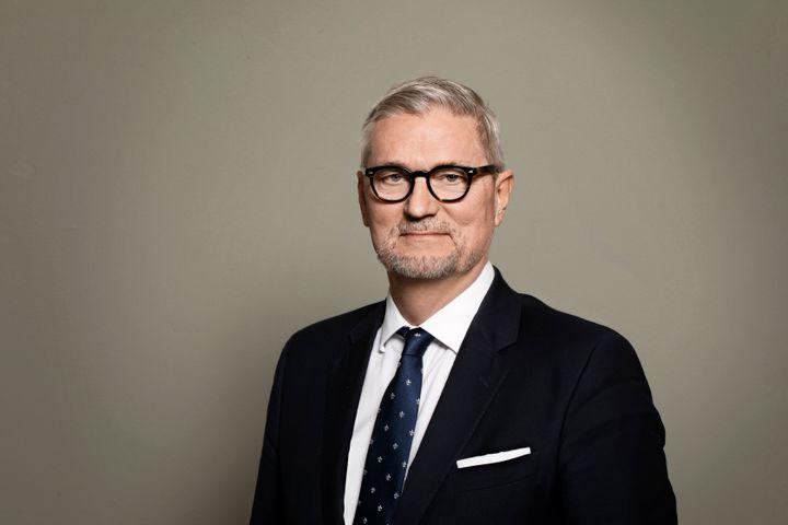 Adm. direktør Erik Østergaard, DTL - Danske Vognmænd