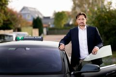 CEO Dantaxi, Carsten Aastrup