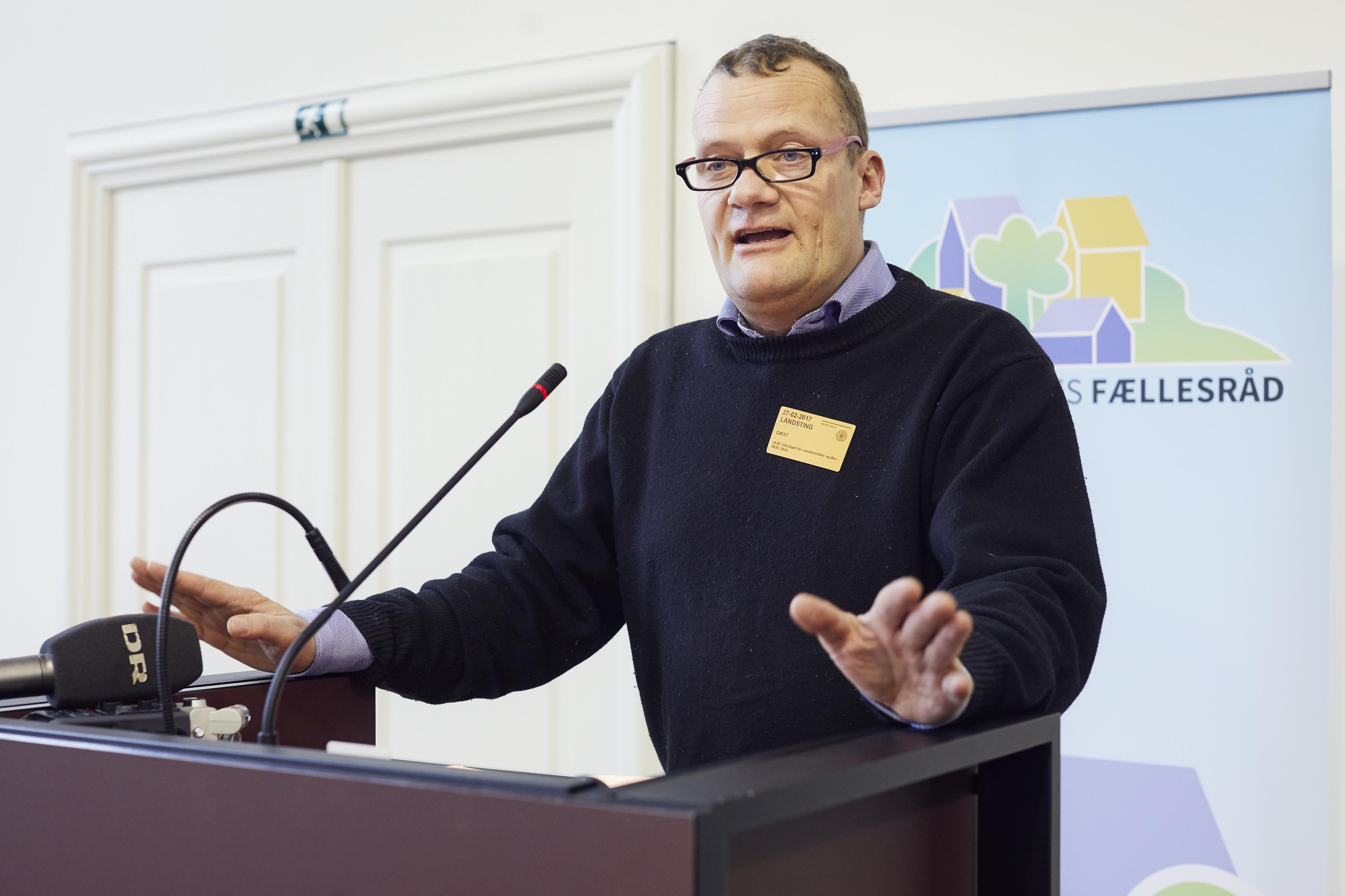 Fuldt hus til høring om dansk landdistriktspolitik i Folketinget | Landdistrikternes Fællesråd